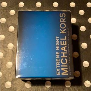 Michael Kors Extreme Night NIB & SEALED